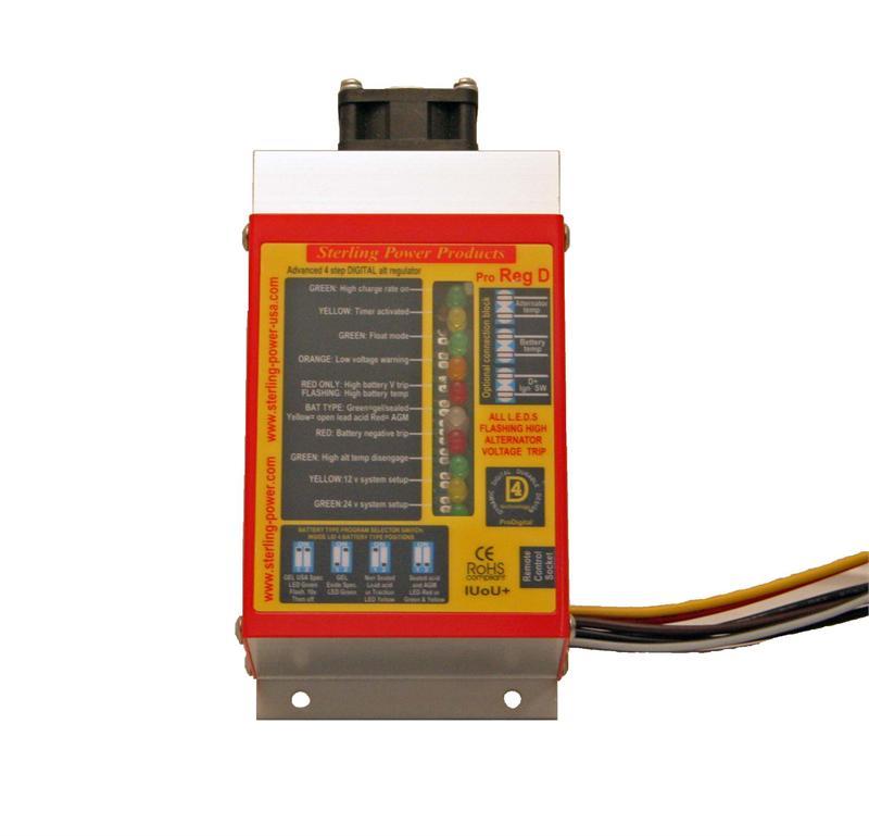 Advanced alternator regulator proreg d 12 volt 24 volt advanced alternator regulator cheapraybanclubmaster Gallery