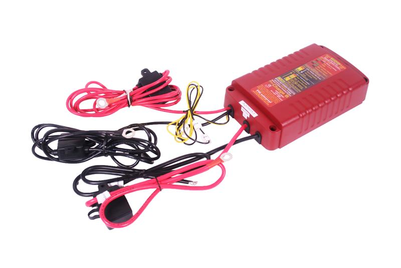 Miraculous Procharge B Ip68 Waterproof Onboard Battery To Battery Charger 12 Wiring Digital Resources Instshebarightsorg